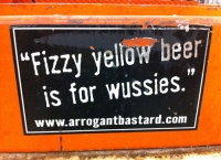 Fizzy Yellow Beer - The Marketing Lush