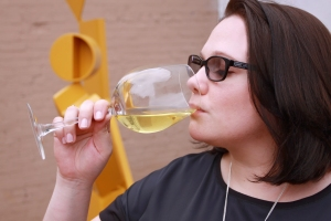 Megan Vogel Wine Tasting | The Marketing Lush