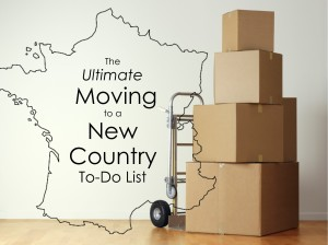 The Ultimate Moving to a New Country To-Do List | The Marketing Lush