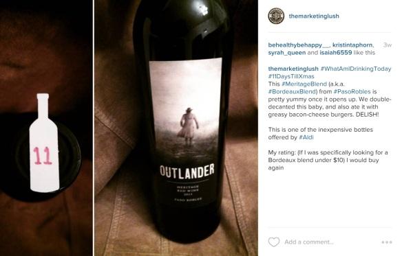 11 - Outlander (California)