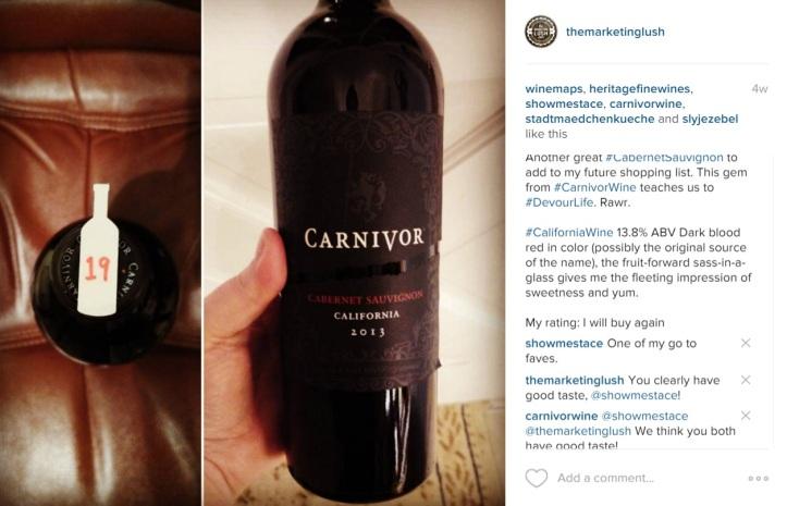 19 - Carnivor (California)