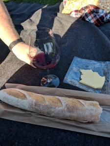 Wine that Got Away - Durant Vineyards